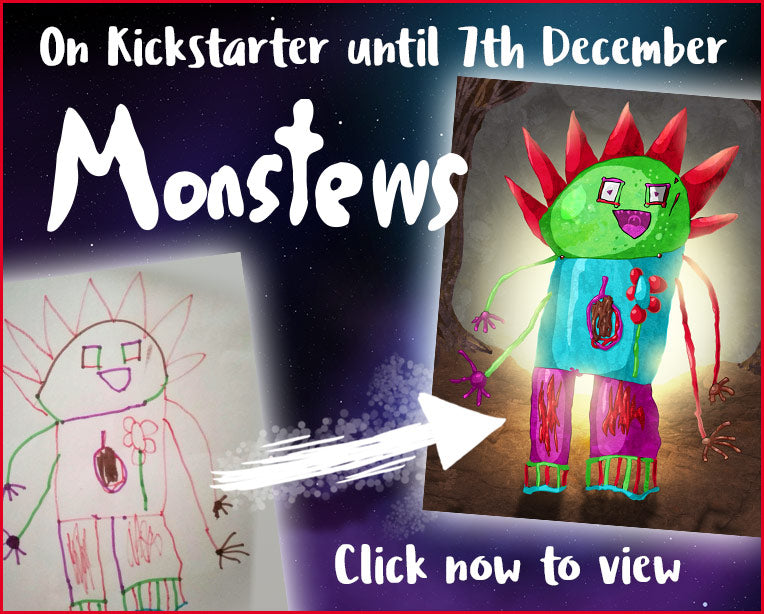 View Monstews on Kickstarter