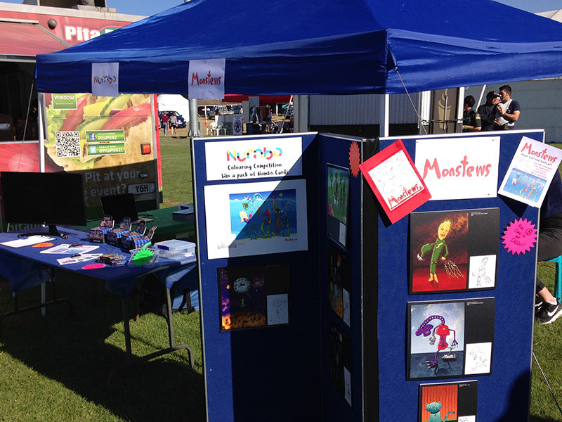 A & P Stall Saturday
