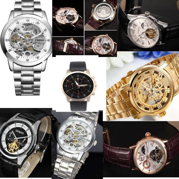Watches, Watch Accessories