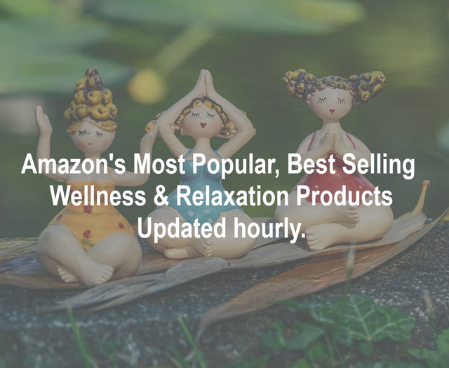 Amazon Wellness & Relaxation Products
