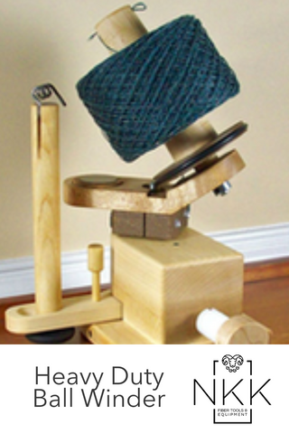 heavy duty yarn ball winder from nkk tools