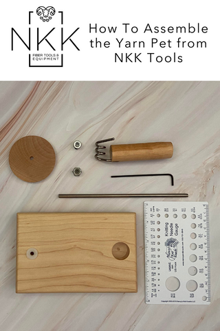 How to Assemble the Yarn Pet from NKK Tools
