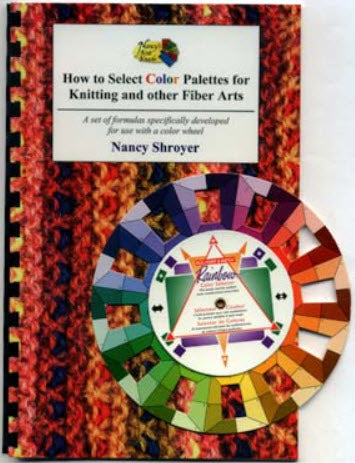Color Wheel and Book