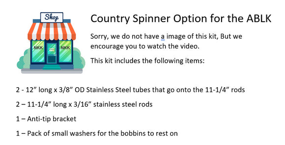Country Spinner Option for ABLK