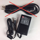 Power Supply, 12 Volts DC for use with all Electronic Meters (ERC, EYM)
