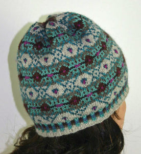 Surf and Turf Hat Pattern
