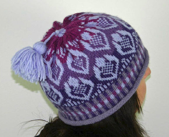 Thistle Hat Pattern