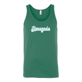 Canvas Unisex Tank Top Renegade Dance Shirt - Jim N Em Designs