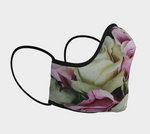 Pink and Yellow Roses Face Mask - Jim N Em Designs