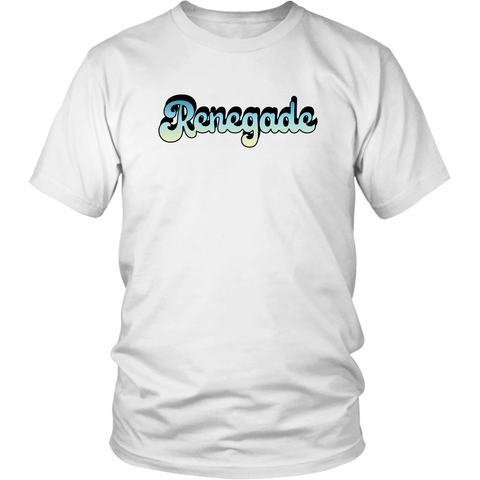 Renegade Dance T-Shirt Social Media - Jim N Em Designs
