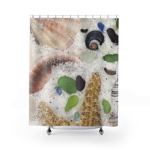 Shower Curtains - Jim N Em Designs