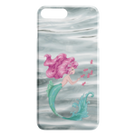 Beautiful Mermaid Water Ripples iPhone Cell Phone Case - Jim N Em Designs