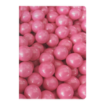 Pearly Pink Candy Balls Paperback Journal - Jim N Em Designs