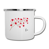 Love Hearts Tree Camper Mug - Jim N Em Designs