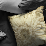 Sepia Sunflowers Flower Floral Garden Throw Pillow Home Decor - Jim N Em Designs