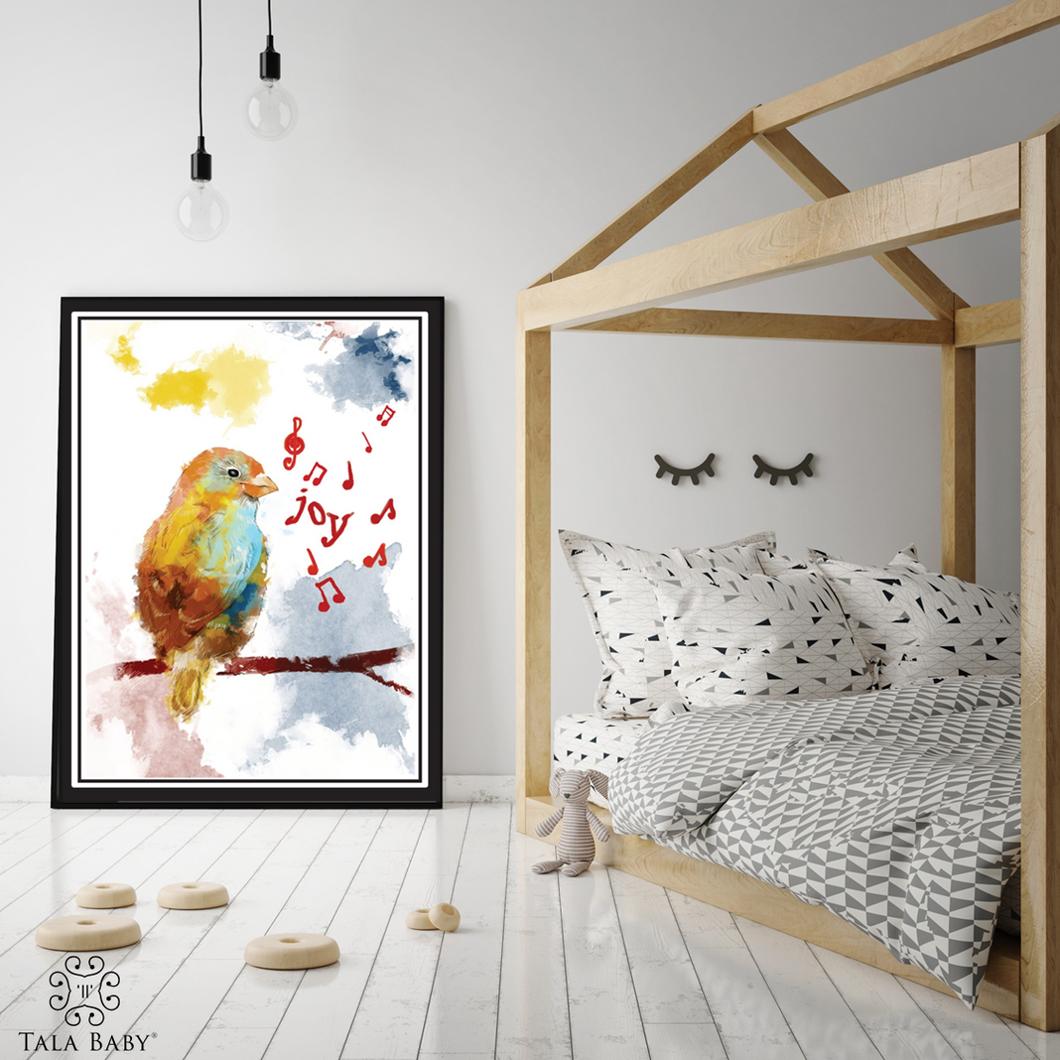 Sparrow Wall Art