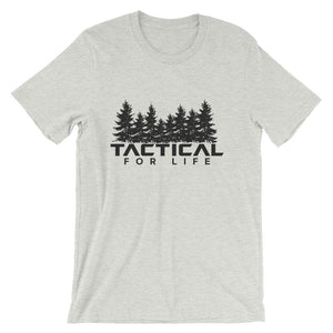 Into the Trees - Unisex short sleeve t-shirt