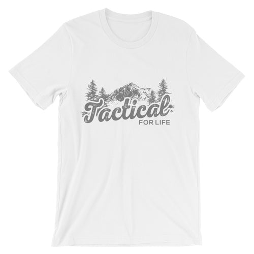 Mountain - Unisex short sleeve t-shirt