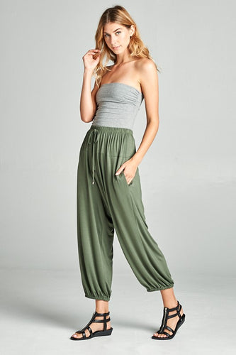 relaxed jogger pant