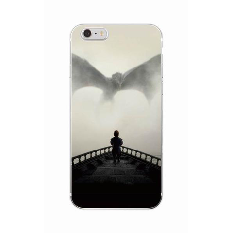 "Coque Série 🎬 "" Game Of Thrones ( Winter is coming ) "" #4 iPhone Xs / Xs Max / Xr / X / 8 Plus / 8 / 7 Plus / 7 / 6 Plus / 6 / SE / 5s - PommeAddict.fr"