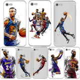 "Coque Basket 🏀 "" James Harden #4 "" iPhone Xs / Xs Max / Xr / X / 8 Plus / 8 / 7 Plus / 7 / 6 Plus / 6 / SE / 5s - PommeAddict.fr"