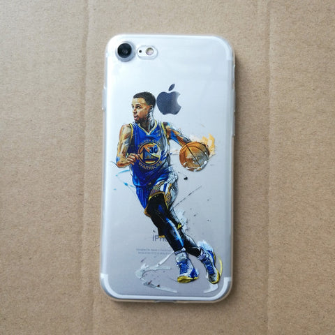 coque iphone 8 curry