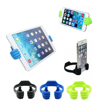 Support Flexible Pouce ? pour iPhone/iPad/iPod - Pomme Addict
