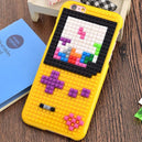 Coque Game Boy Tetris 🎮 en Lego pour iPhone 8/8 Plus/7/7 Plus/6s/6s Plus/6/6 Plus - Pomme Addict