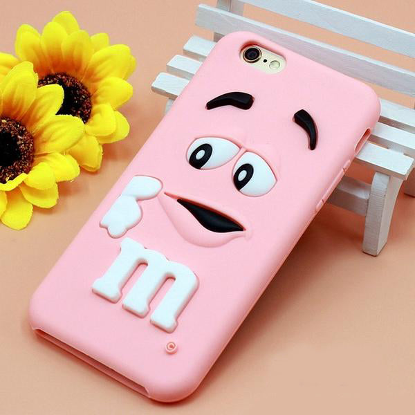 coque iphone 5 silicone 3d