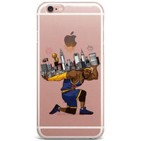 coque iphone 8 cleveland