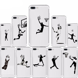 "Coque Sport 🏀⚾⚽🎾 "" ALL STAR - Fun  "" iPhone Xs / Xs Max / Xr / X / 8 Plus / 8 / 7 Plus / 7 / 6 Plus / 6 / SE / 5s - PommeAddict.fr"