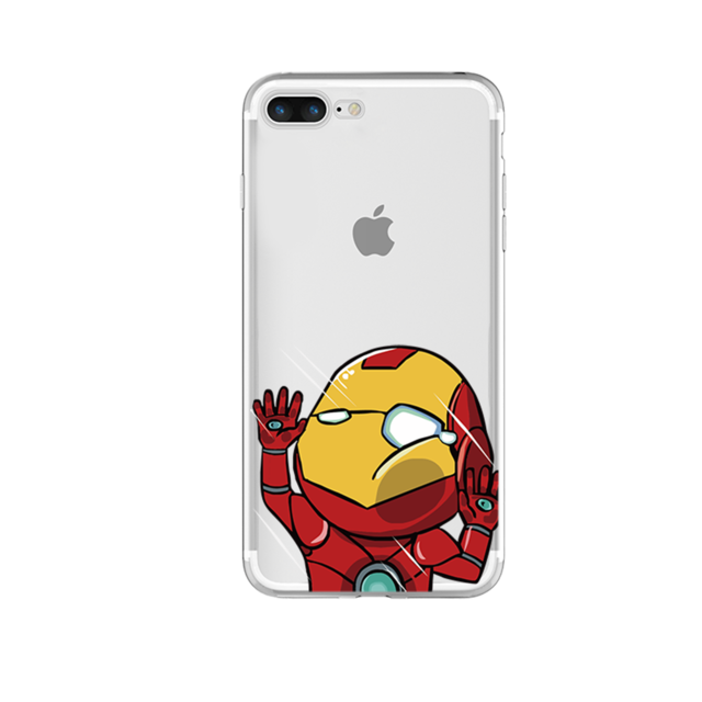 iphone xr coque marvel