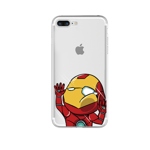 "Coque Marvel® "" héro BD fun "" iPhone Xs / Xs Max / Xr / X / 8 Plus / 8 / 7 Plus / 7 / 6 Plus / 6 / SE / 5s - PommeAddict.fr"