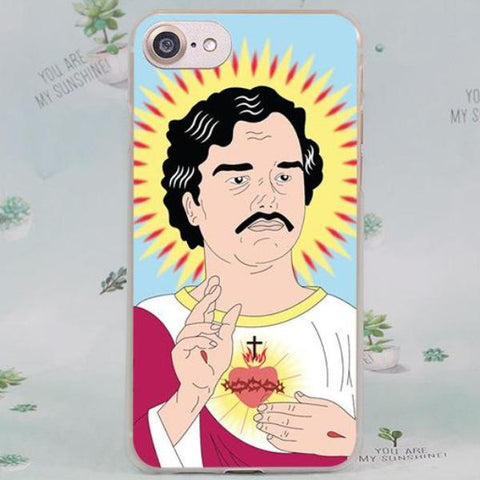 coque iphone 7 plus narcos