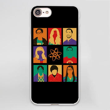 coque iphone x the big bang theory