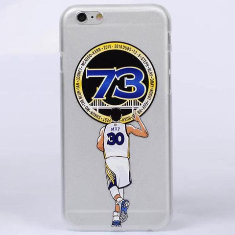 "Coque Stephen ""MVP"" Curry ? pour iPhone 8/8 Plus/7/7 Plus/6s/6s Plus/6/6 Plus/5/5s/SE - Pomme Addict"