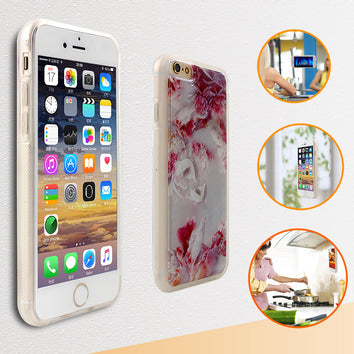"Coque Fun "" Colle tout support  Magique ⭐ - Fleur 🌸 "" iPhone Xs / Xs Max / Xr / X / 8 Plus / 8 / 7 Plus / 7 / 6 Plus / 6 / SE / 5s - PommeAddict.fr"
