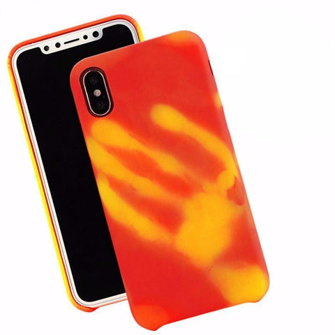 "Coque Fun "" Change de couleur 🔥 Magique #1 "" iPhone Xs / Xs Max / Xr / X / 8 Plus / 8 / 7 Plus / 7 / 6 Plus / 6 / SE / 5s - PommeAddict.fr"