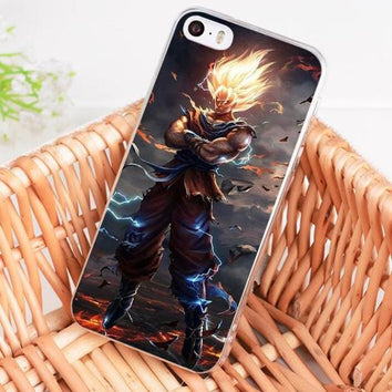 dragon ball z coque iphone xr