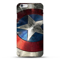 "Coque Marvel® "" Captain America - Comics #2 "" iPhone Xs / Xs Max / Xr / X / 8 Plus / 8 / 7 Plus / 7 / 6 Plus / 6 / SE / 5s - PommeAddict.fr"