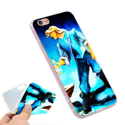 "Coque Disney® "" Pocahontas & John Smith "" iPhone Xs / Xs Max / Xr / X / 8 Plus / 8 / 7 Plus / 7 / 6 Plus / 6 / SE / 5s - PommeAddict.fr"