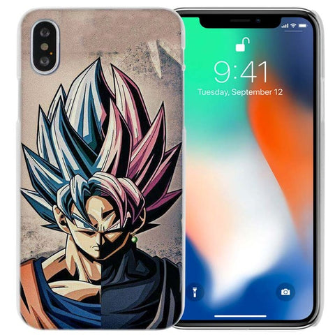 coque iphone xs max goku