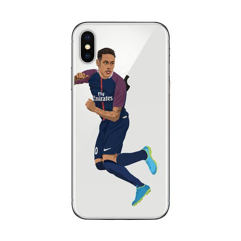 coque neymar iphone 8