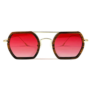 Little 5 Points-Sunglasses-CHARLIE x WOOD-charlieXwood