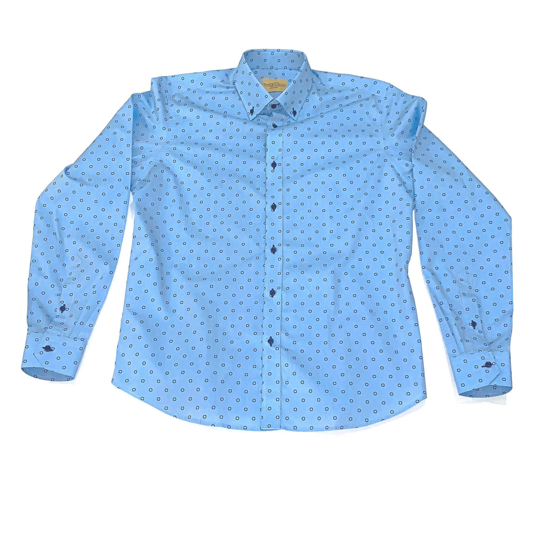 Maddox Button Down-Shirt-CHARLIE x WOOD-Small-charlieXwood