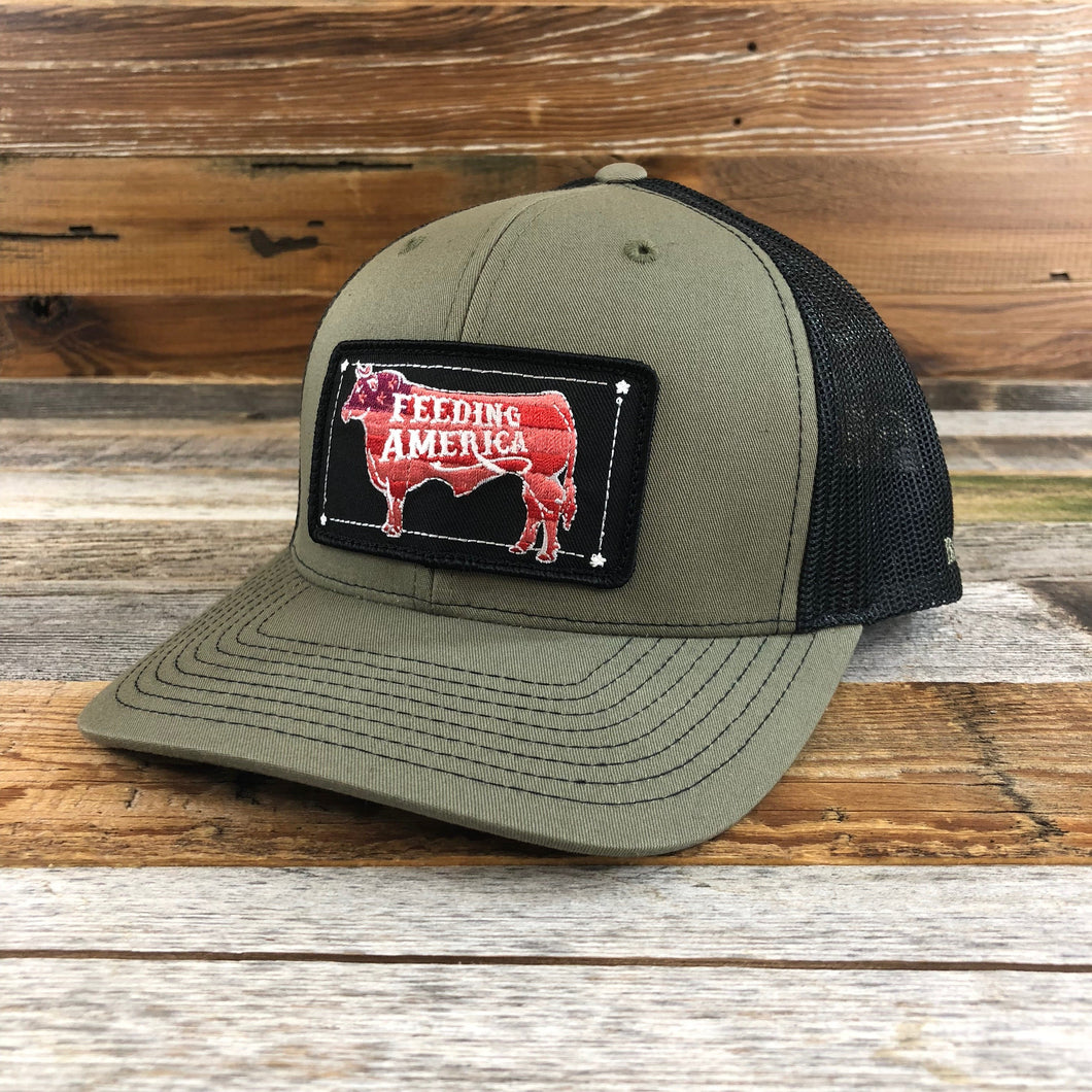 Feeding America Patch Hat