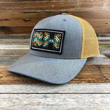 Load image into Gallery viewer, Herringbone Patch Hat