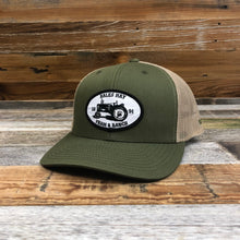 Load image into Gallery viewer, Farm and Ranch Tractor Patch Trucker Hat