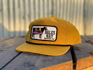 Lazy SL Cow Mustard Richardson Outdoor Hat
