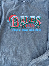 Load image into Gallery viewer, Western Bales Christmas Long Sleeved Shirt